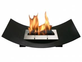 Bio-fireplace VENIZ Black