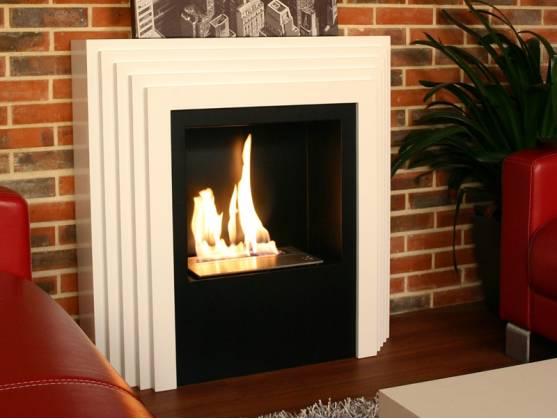 Bio-fireplace KARLA