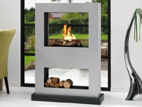Bio-fireplace LASIZE