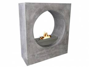 Bio-fireplace MILANO