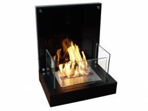 Bio-fireplace VELONA Black