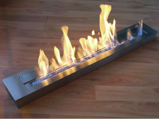 Brûleur FEUER 100 cm Bordure