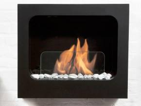 Bio-fireplace COLOMBIA Black