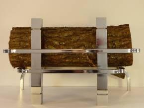 Bio-Logs ART DECO chrome 55 cm Electronic
